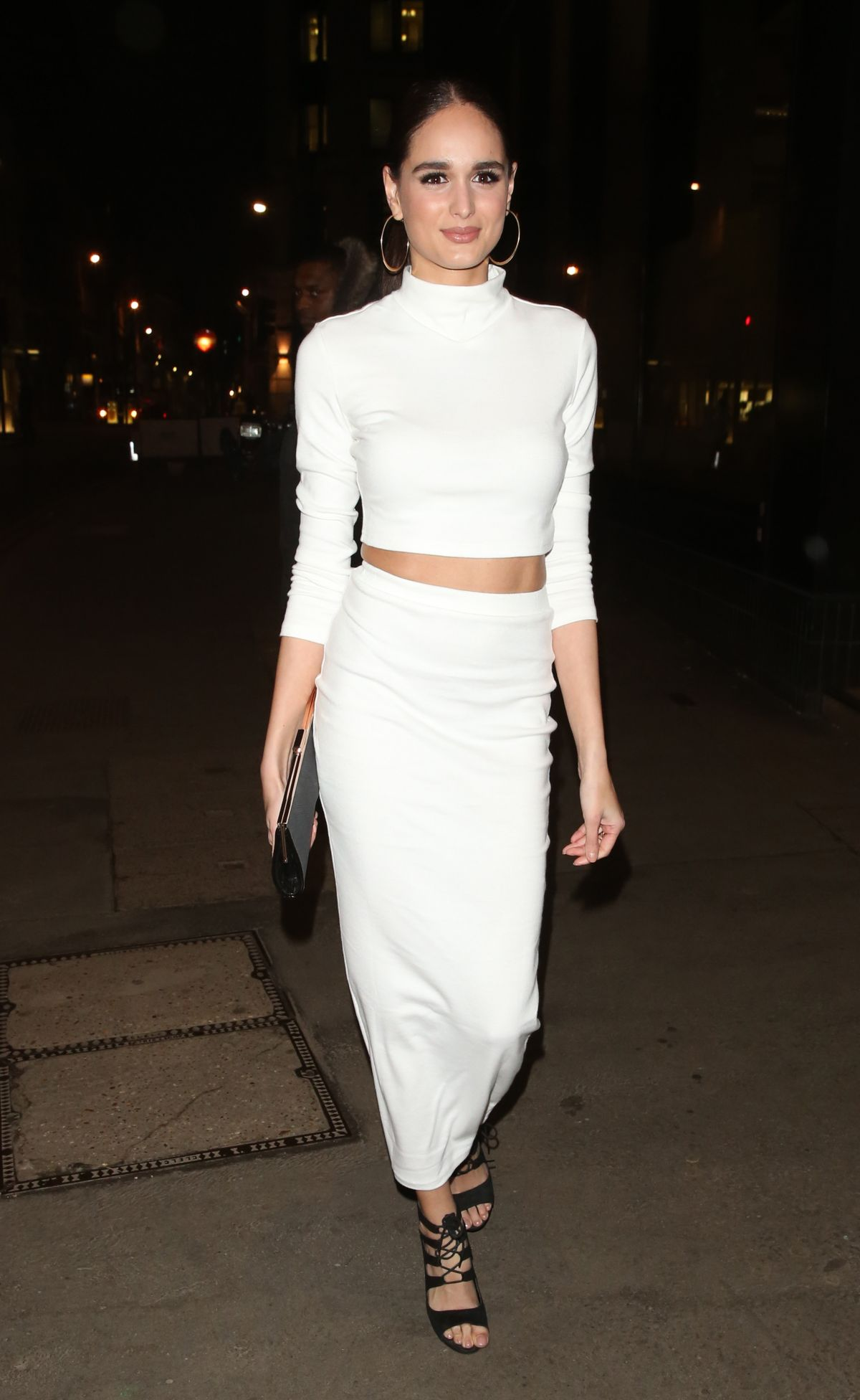 CALLY BEECH at Steam & Rye Club in London 01/28/2016