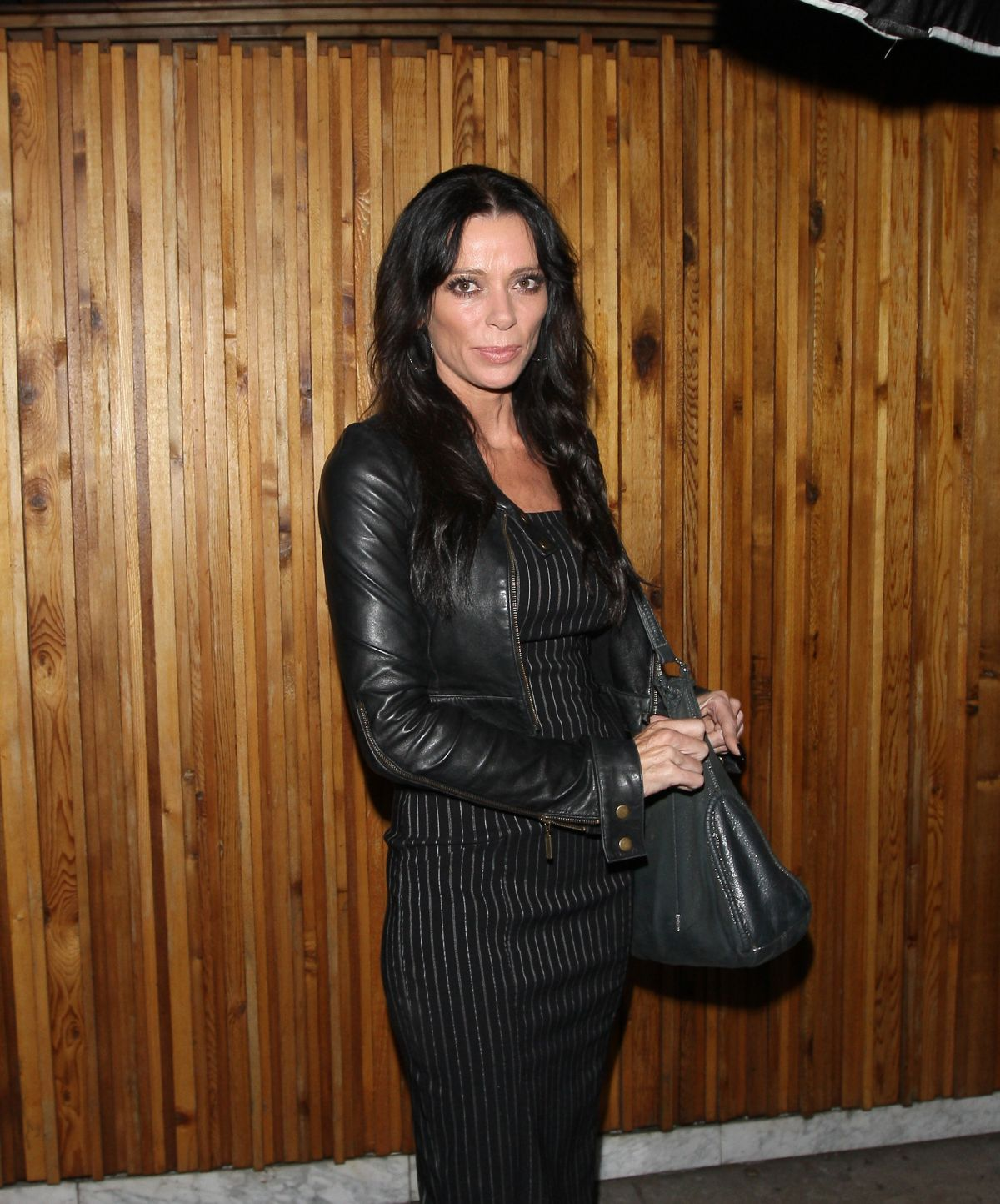 CARLTON GEBBIA at Nice Guy Club in West Hollywood 01/14/2016