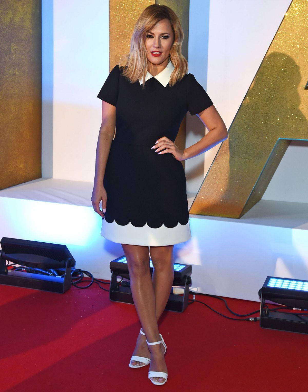 CAROLINE FLACK at 2016 National Television Awards in ...