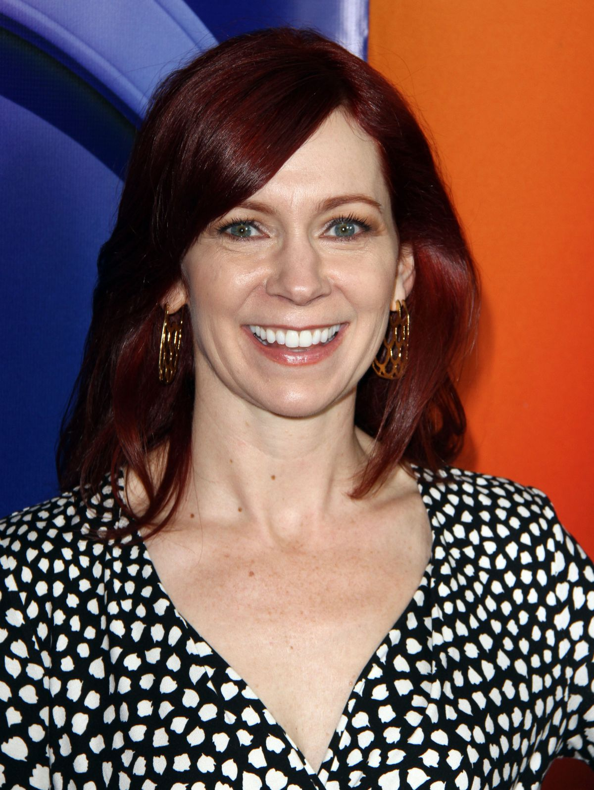 Carrie Preston At Nbcuniversal 2016 Winter Tca Tour In Pasadena 01