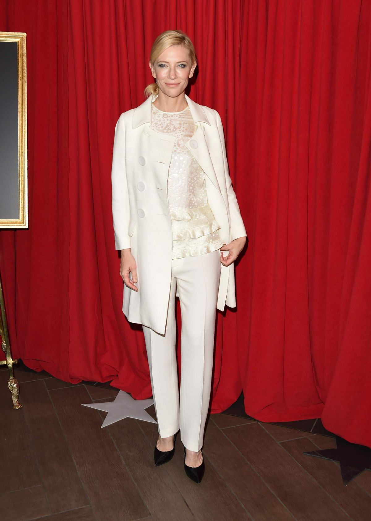 CATE BLANCHETT at AFI Awards 2016 in Beverly Hills 01/08 ... Cate Blanchett 2016