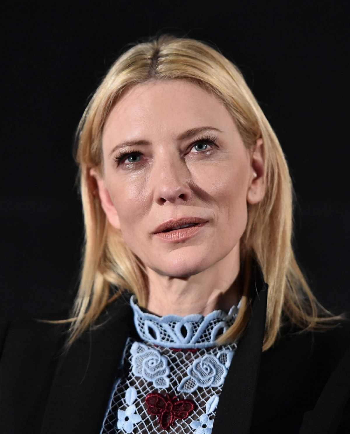 CATE BLANCHETT at Carol Screening and Q&A 01/07/2016 ... Cate Blanchett 2016