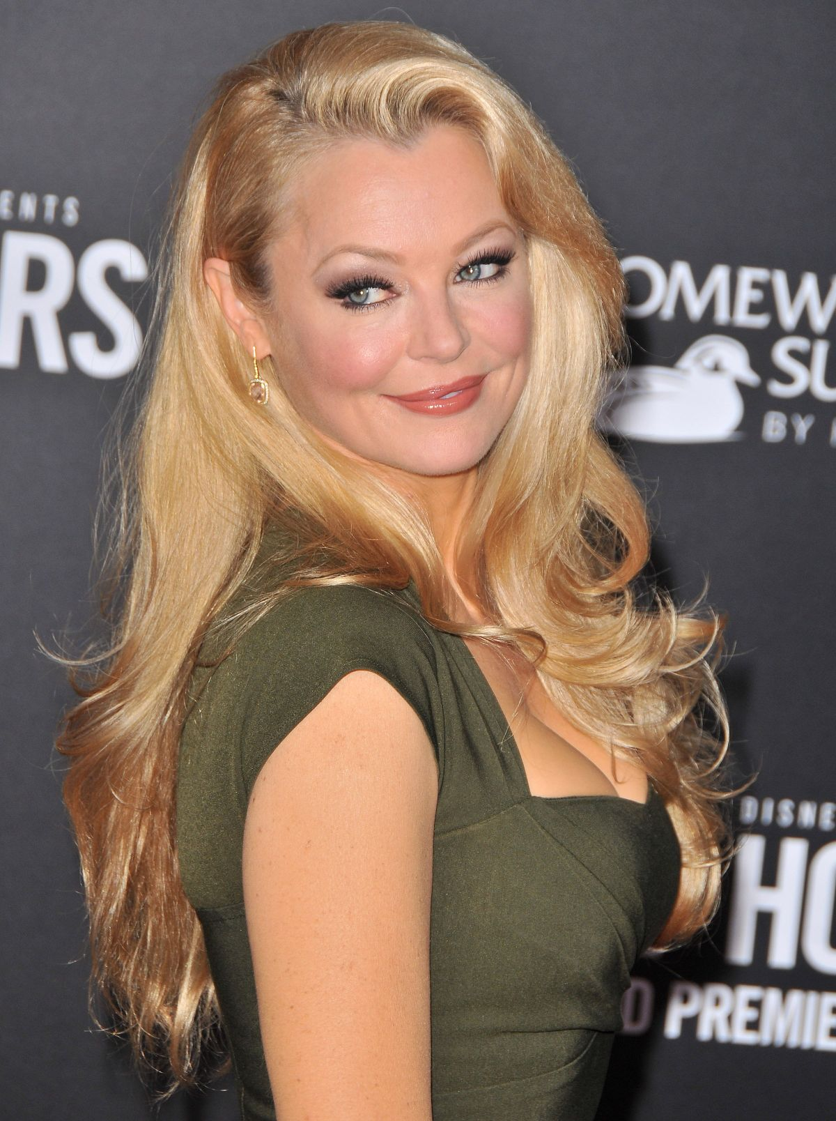 Charlotte Ross At The Finest Hours Premiere In Los Angeles