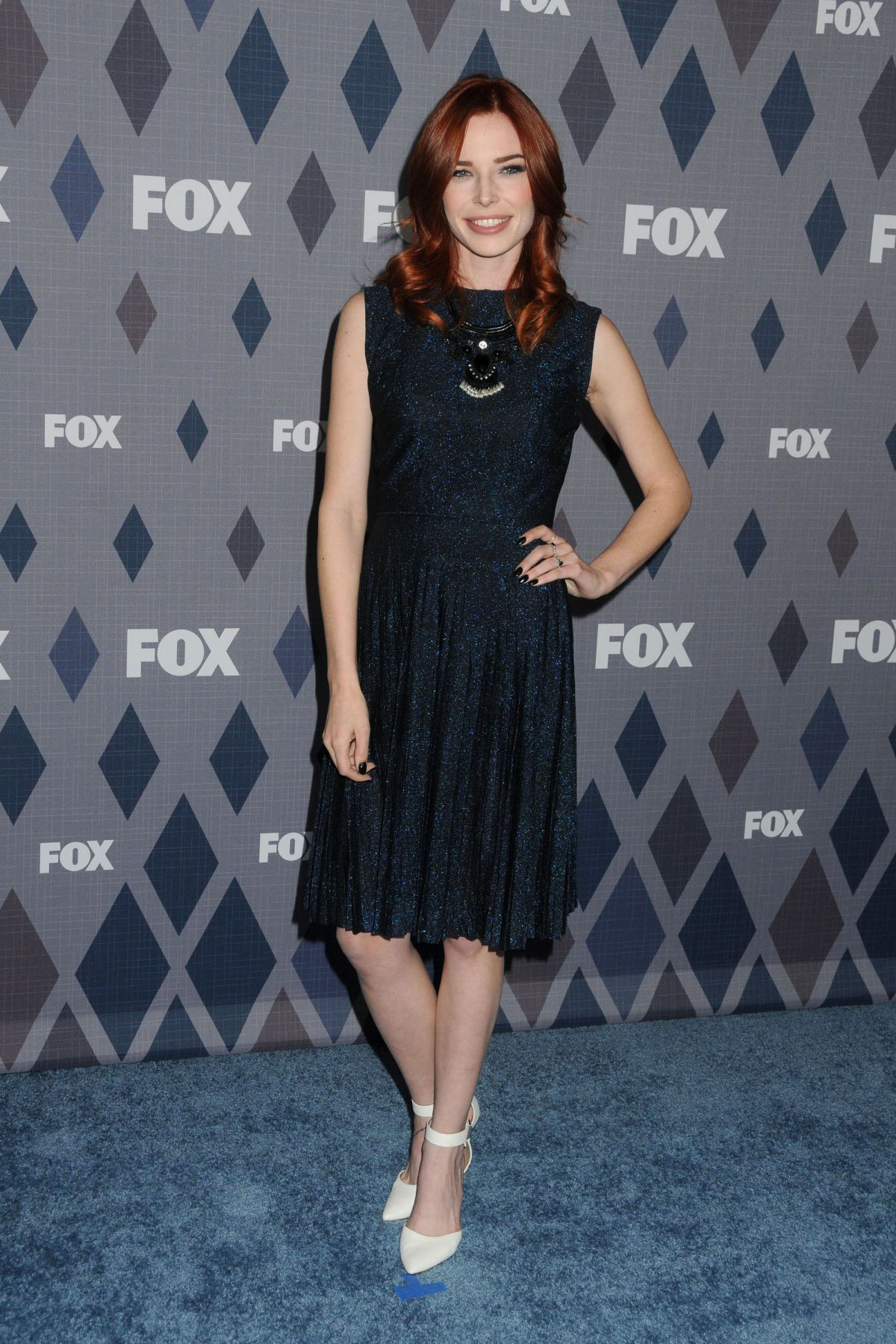 CHLOE DYSKTRA at Fox Winter TCA 2016 All-star Party in Pasadena 01/15/2016