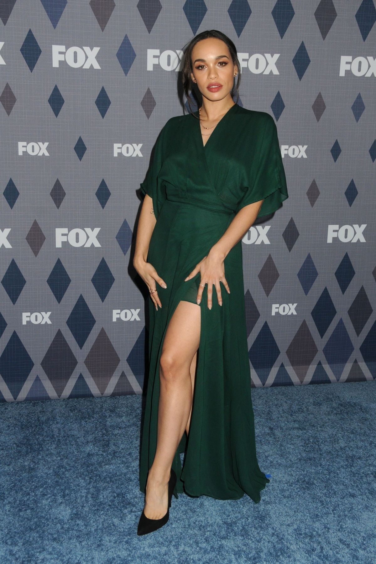 CLEOPATRA COLEMAN at Fox Winter TCA 2016 All-star Party in Pasadena 01/15/2016