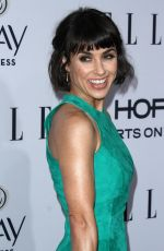 CONSTANCE ZIMMER at Elle's Women in Television 2016 Celebration in Los Angeles 01/20/2016
