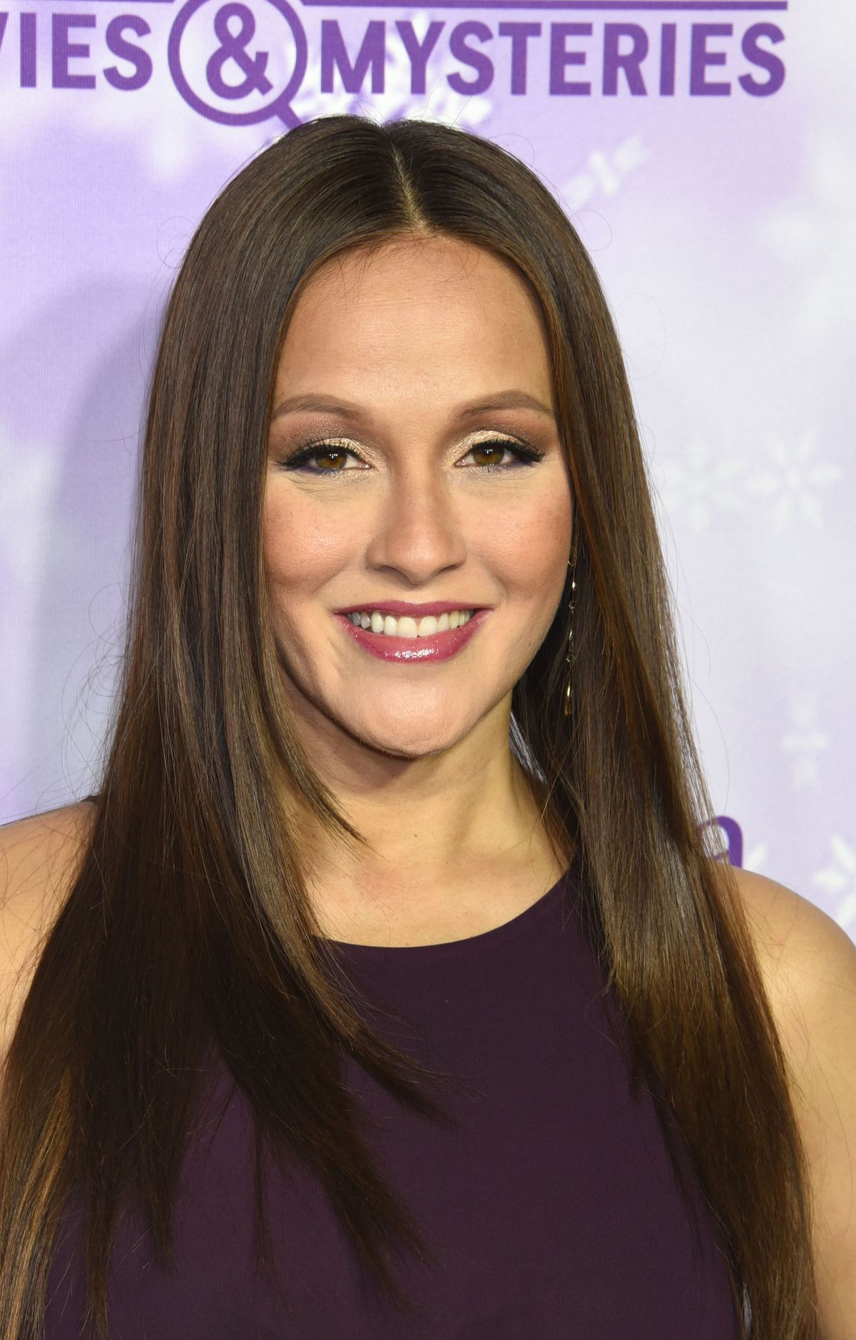CRYSTAL LOWE at Hallmark Channel Party at 2016 Winter TCA Tour in Pasadena 01/08/2016