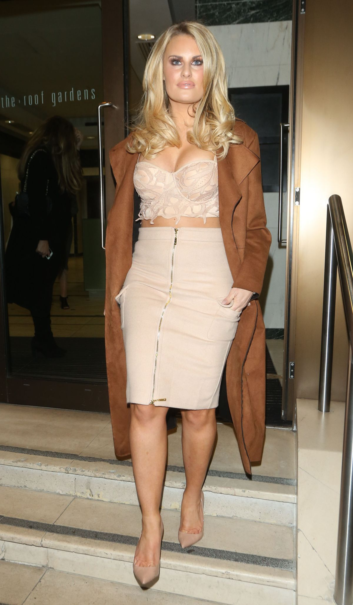 DANIELLE ARMSTRONG at Britain