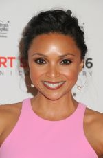 DANIELLE NICOLET at LA Art Show and Los Angeles Fine Art Show's 2016 Opening Night Premiere Party 01/27/2016