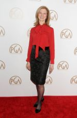 DAWN HUDSON at 27th Annual Producers Guild Awards in Los Angeles 01/23/2016