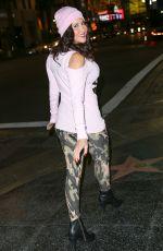 DEANA MOLLE at Katsuya Restaurant in Los Angeles 01/04/2016