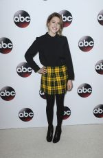 EDEN SHER at ABC Panel at 2016 Winter TCA Tour in Pasadena 01/09/2016