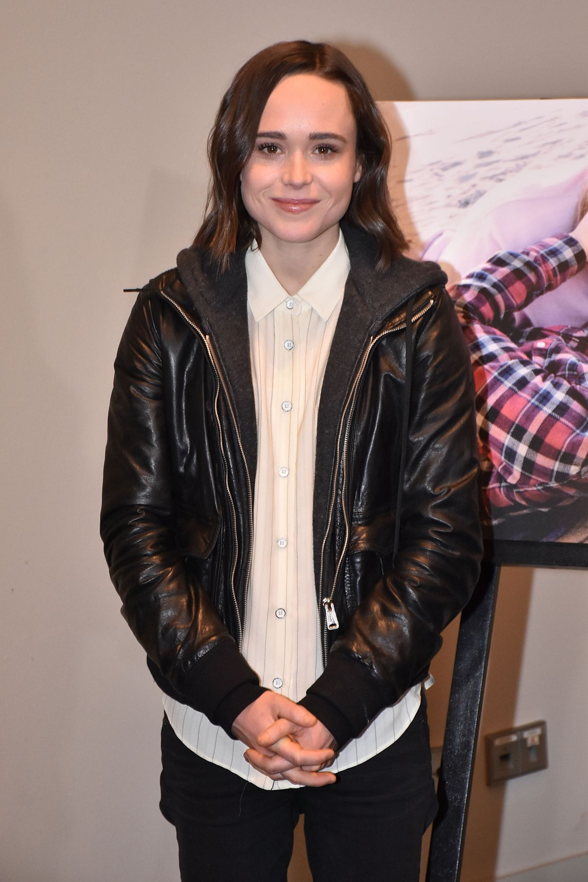 ELLEN PAGE at Freeheld Photocall in Berlin 01/13/2016 Ellen Page