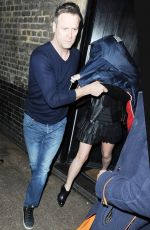 EMMA WATSON Leaves Chiltern Firehouse at 5.30am in London 01/16/2016