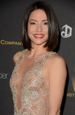 EMMANUELLE VAUGIER at The Weinstein Company & Netflix Golden Globe 2016 Awards After Party in Beverly Hills 01/10/2016
