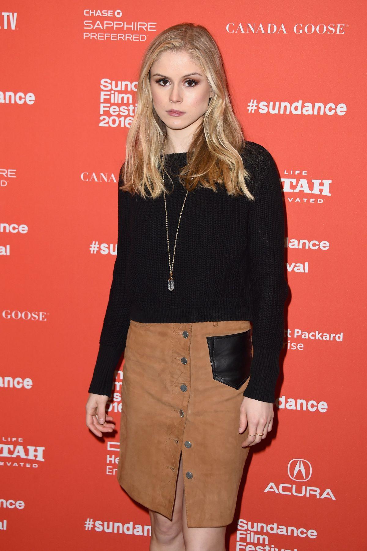ERIN MORIARTY at Captain Fantastic Premiere at 2016 Sundance Film Festival in Park CIty 01/23/2016