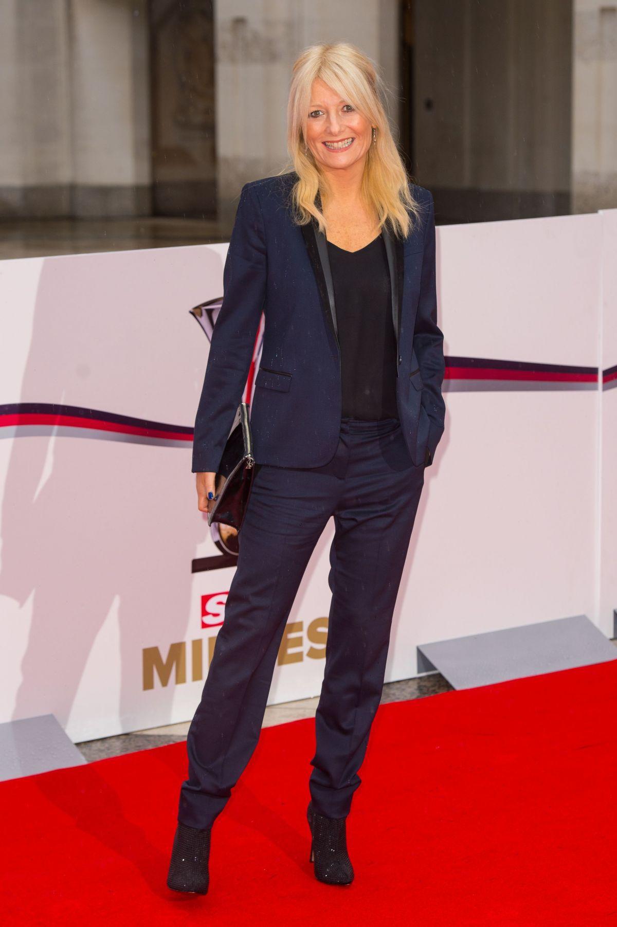 GABY ROSLIN at The Sun Military Awards in London 01/22/2016