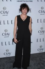 GARANCE DORE at Elle's Women in Television 2016 Celebration in Los Angeles 01/20/2016