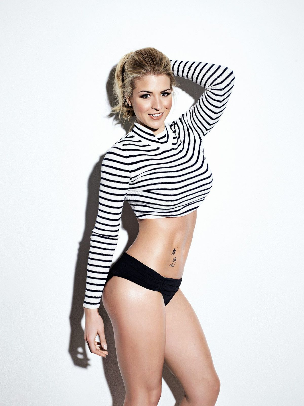GEMMA ATKINSON by Zoe McConnell Photoshoot
