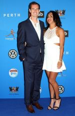 HEATHER WATSON at Hopman Cup Players Party at Crown Perth 01/02/2016