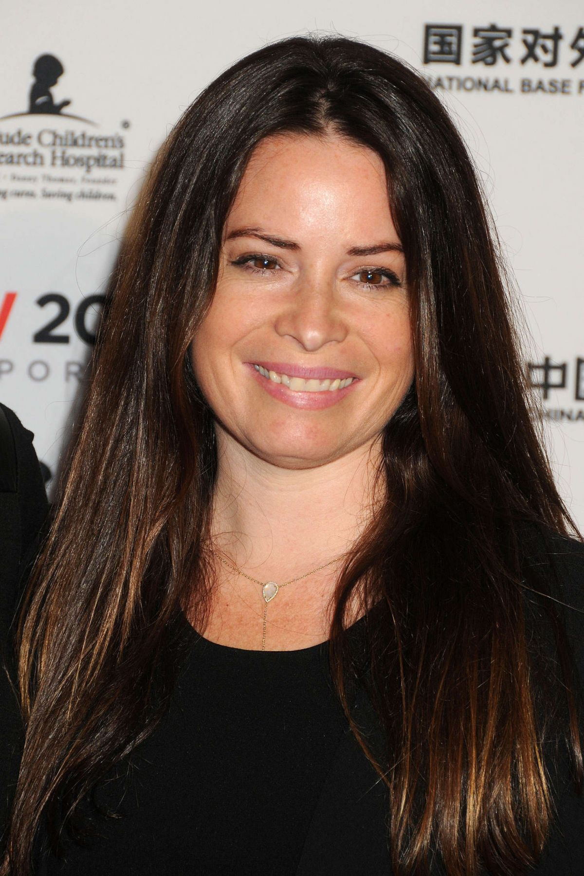 HOLLY MARIE COMBS at LA Art Show and Los Angeles Fine Art Show's 2016 Opening Night Premiere Party 01/27/2016