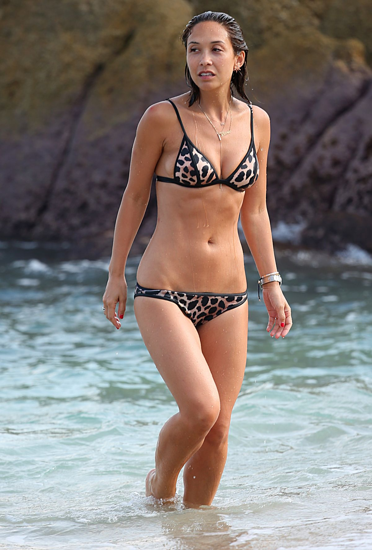 Well myleene klass bikini pictures join. happens