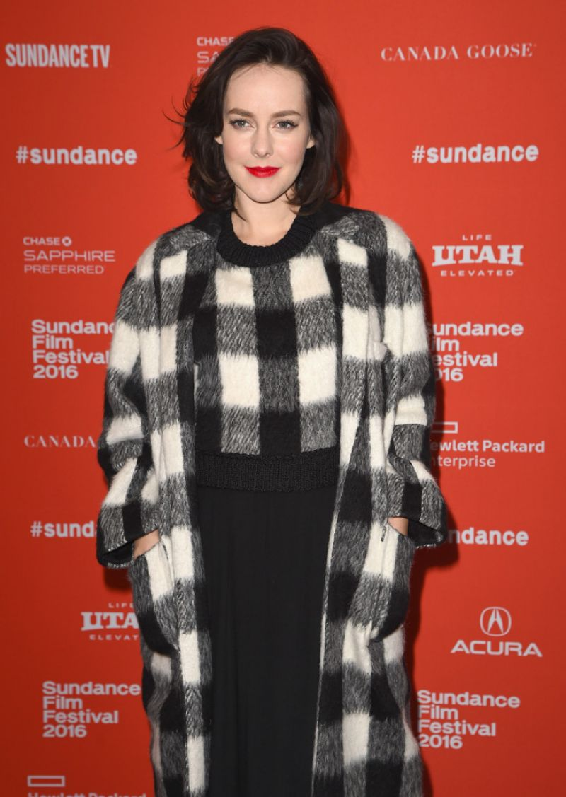 JENA MALONE at Lovesong Premiere at 2016 Sundance Film Festival 01/25/2016