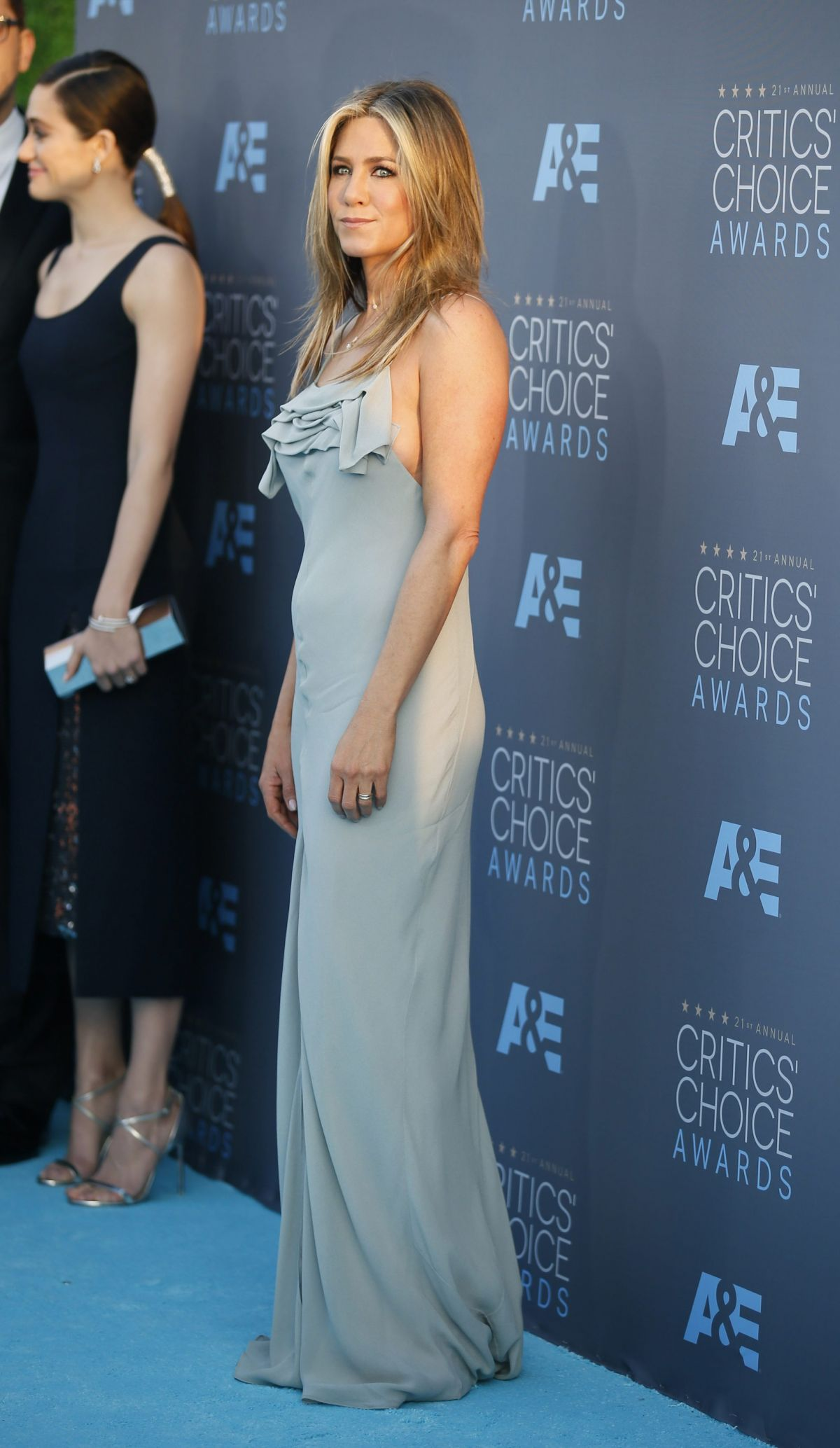 Jennifer Aniston en los Critics Choice Awards 2016: Fotos