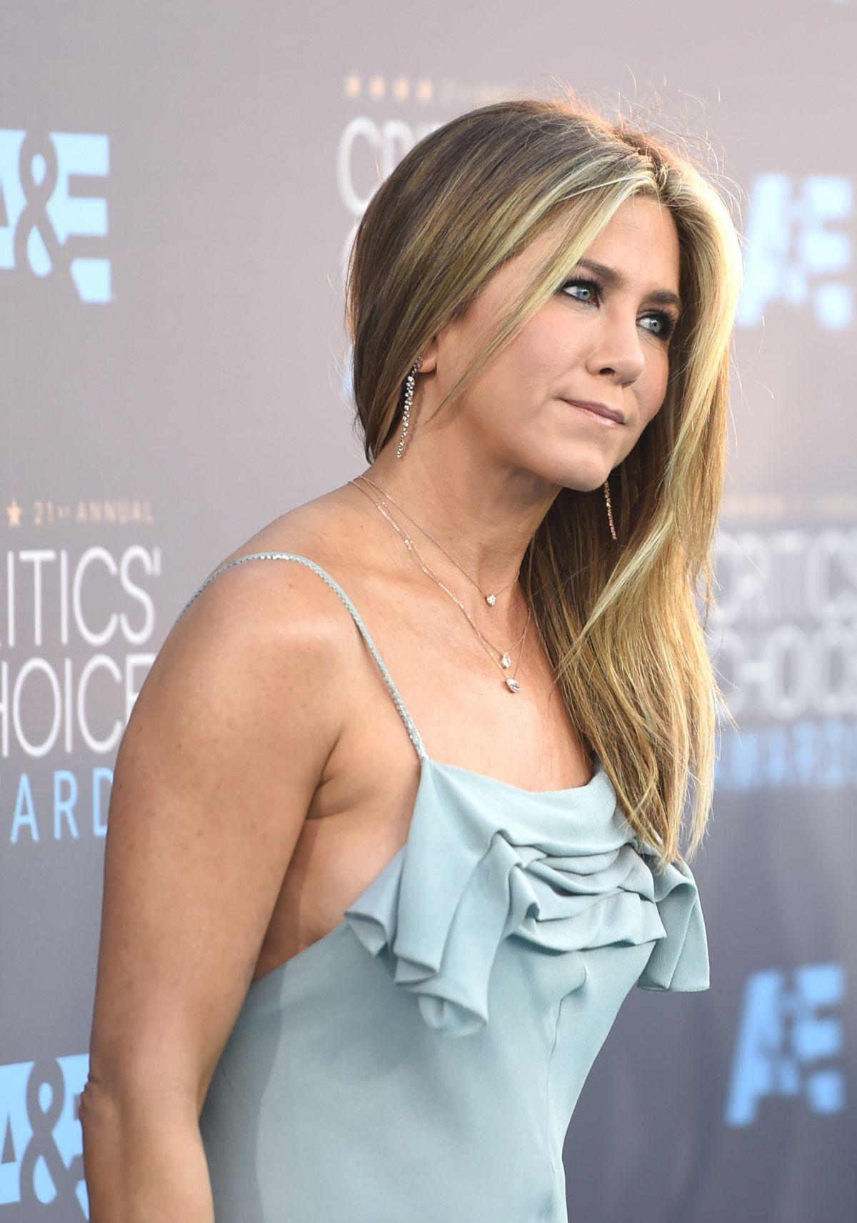 Jennifer Aniston - 2016 Critics Choice Awards in Santa Monica
