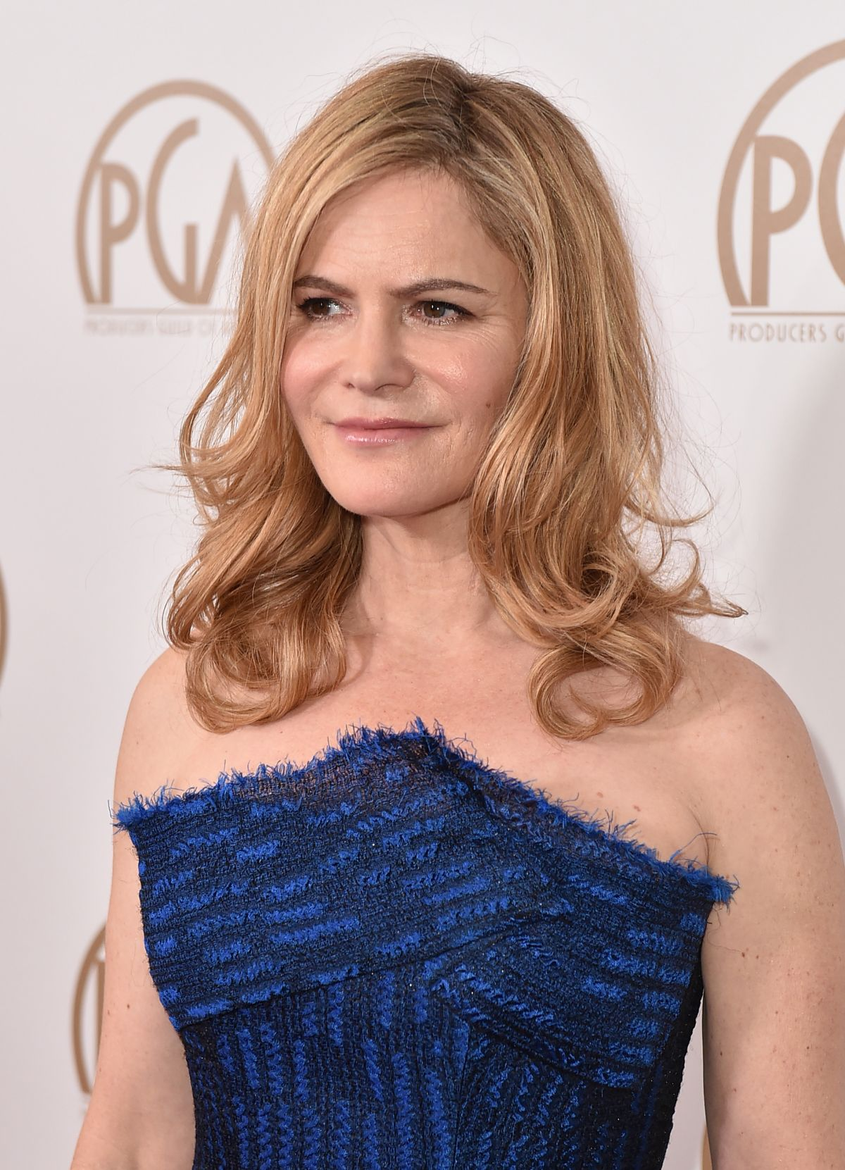 JENNIFER JASON LEIGH at 27th Annual Producers Guild Awards in Los Angeles 01/23/2016