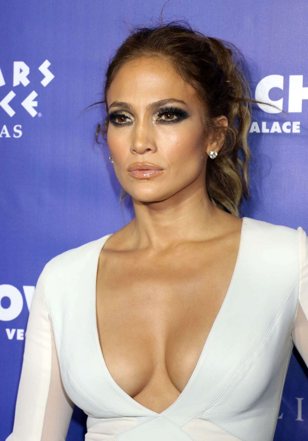 JENNIFER LOPEZ at All I Have Residency After Party in Las Vegas 01/21 ...