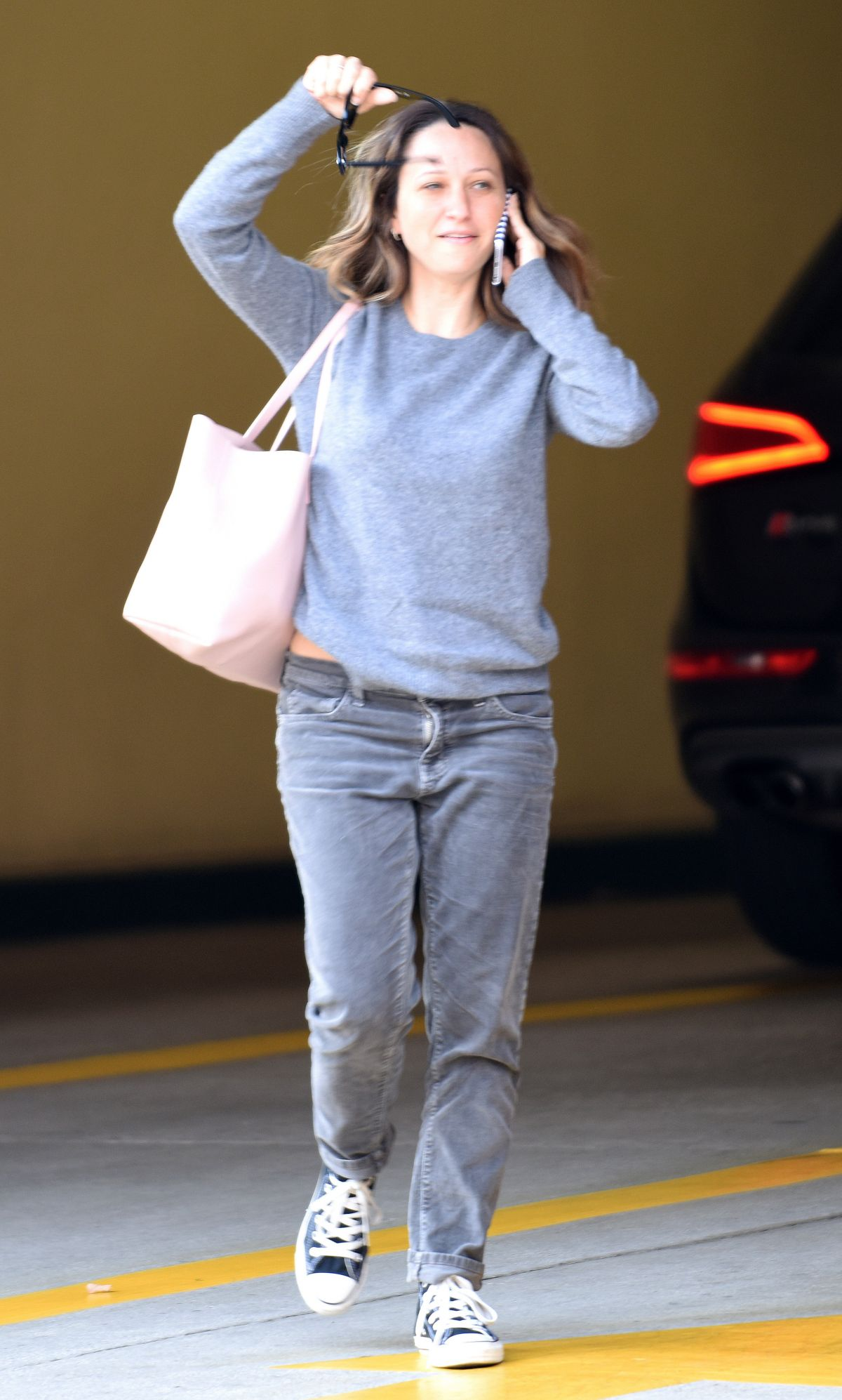 JENNIFER MEYER Out and About in Beverly Hills 01/22/2016 ...  Jennifer
