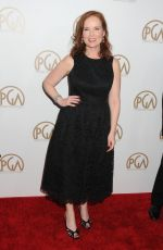 JENNIFER TODD at 27th Annual Producers Guild Awards in Los Angeles 01/23/2016