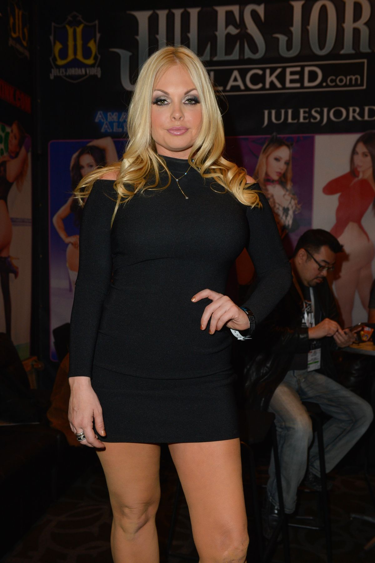 JESSE JANE at AVN Adult Entertainment Expo in Las Vegas 01/20/0016