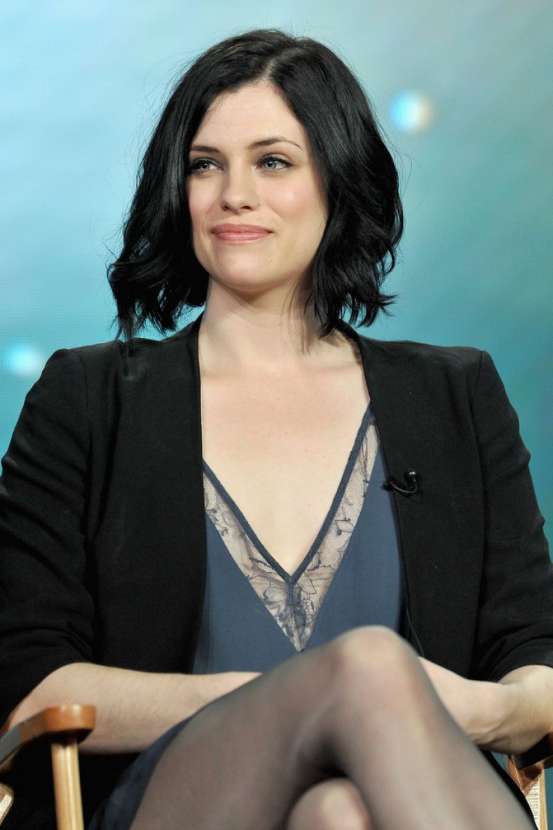 JESSICA DE GOUW at 2016 Winter TCA Tour in Pasadena 01/08/2016