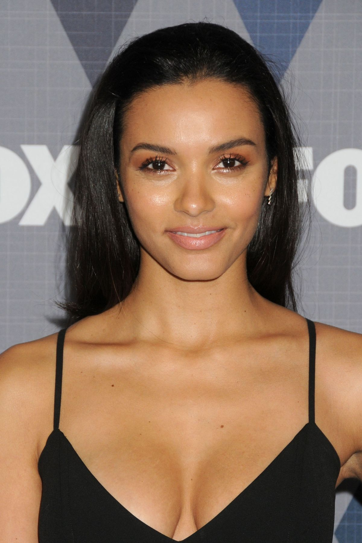 JESSICA LUCAS at Fox Winter TCA 2016 All-star Party in Pasadena 01/15/2016