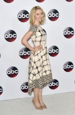 JOHANNA BRADDY at ABC Panel at 2016 Winter TCA Tour in Pasadena 01/09/2016