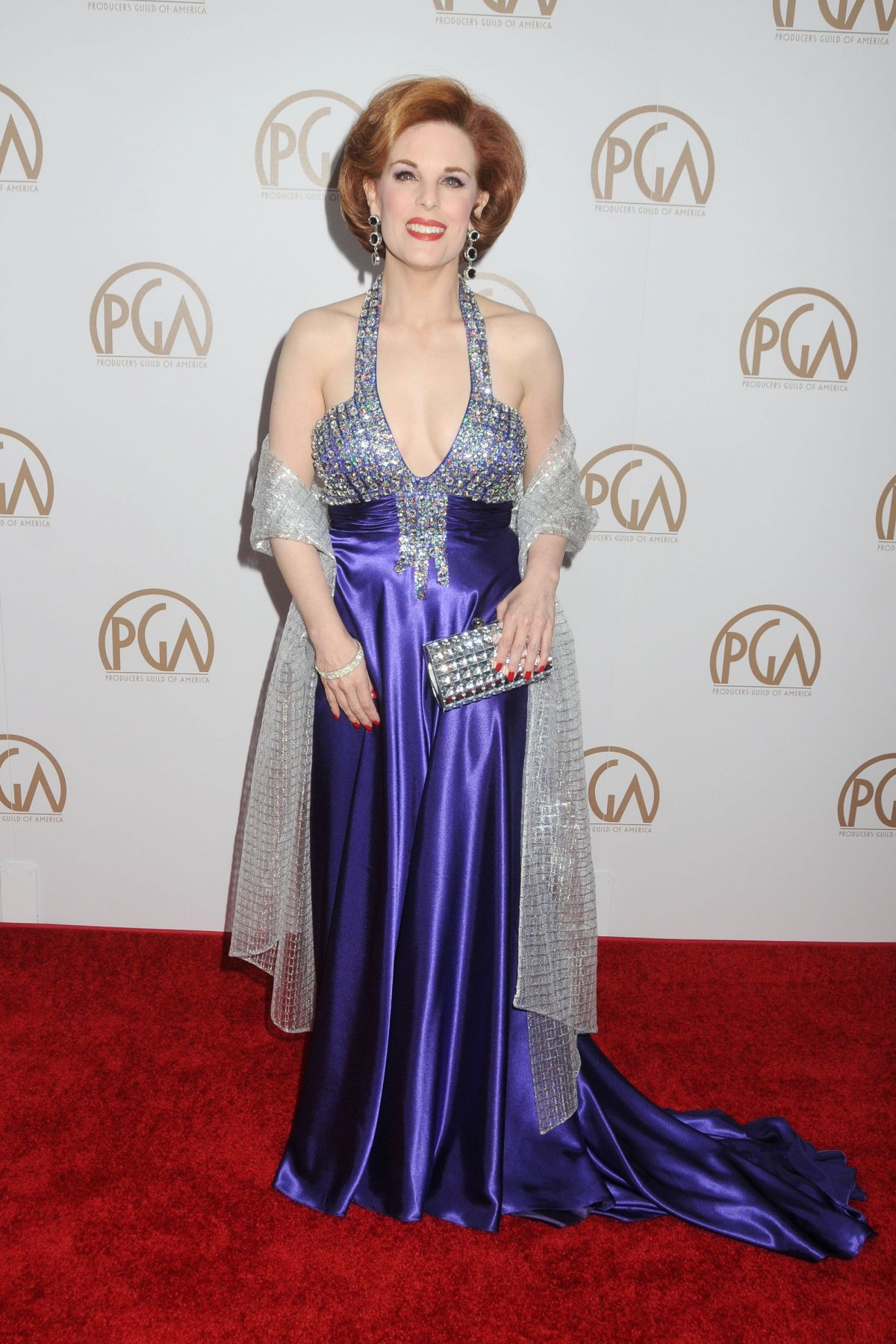 KAT KRAMER at 27th Annual Producers Guild Awards in Los Angeles 01/23/2016