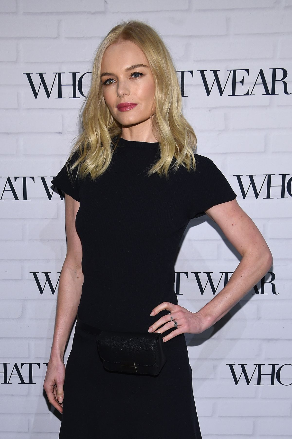 KATE BOSWORTH at Who What Wear x Target Launch Party in New York 01/27/2016