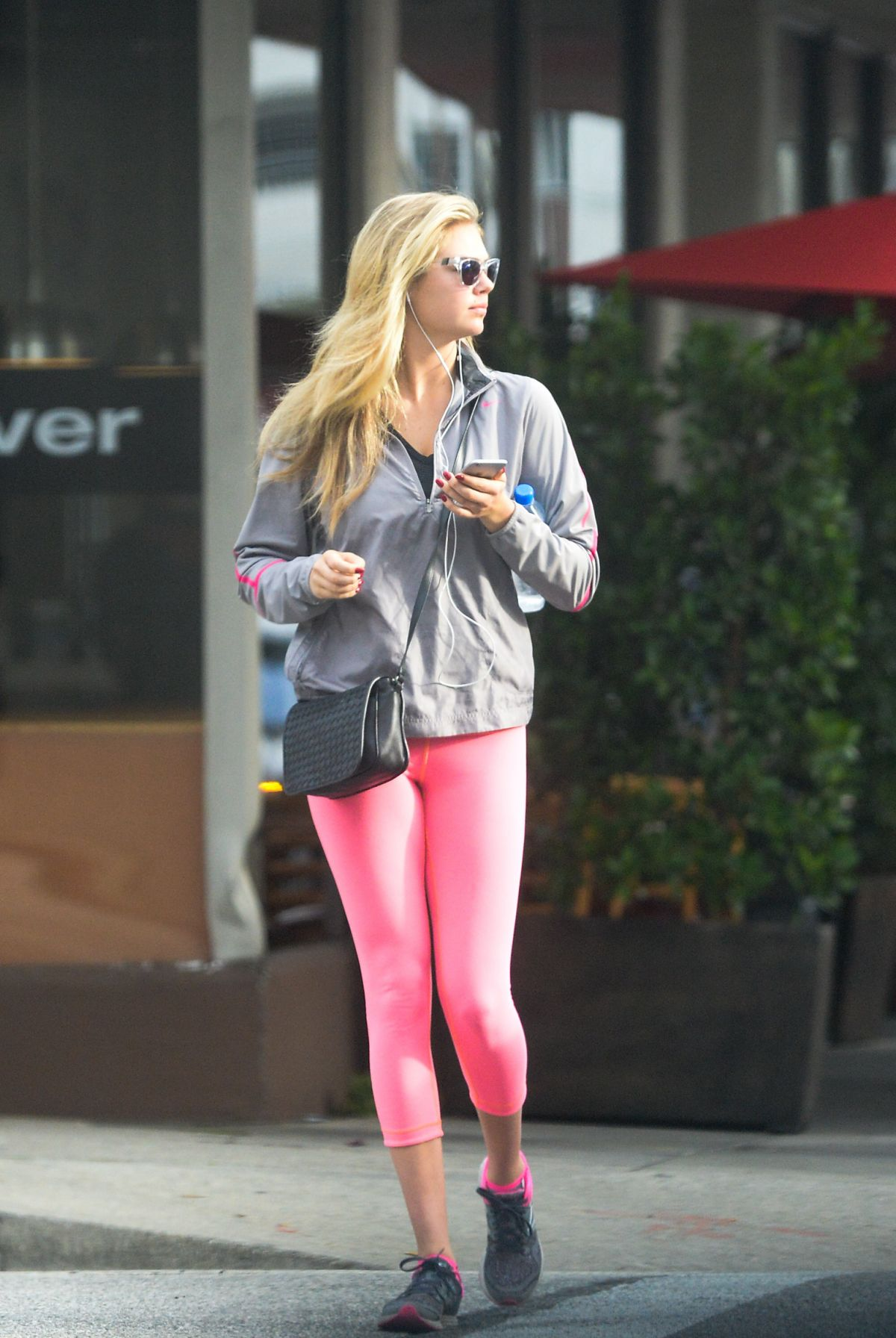 Watch Kate upton out in beverly hills video