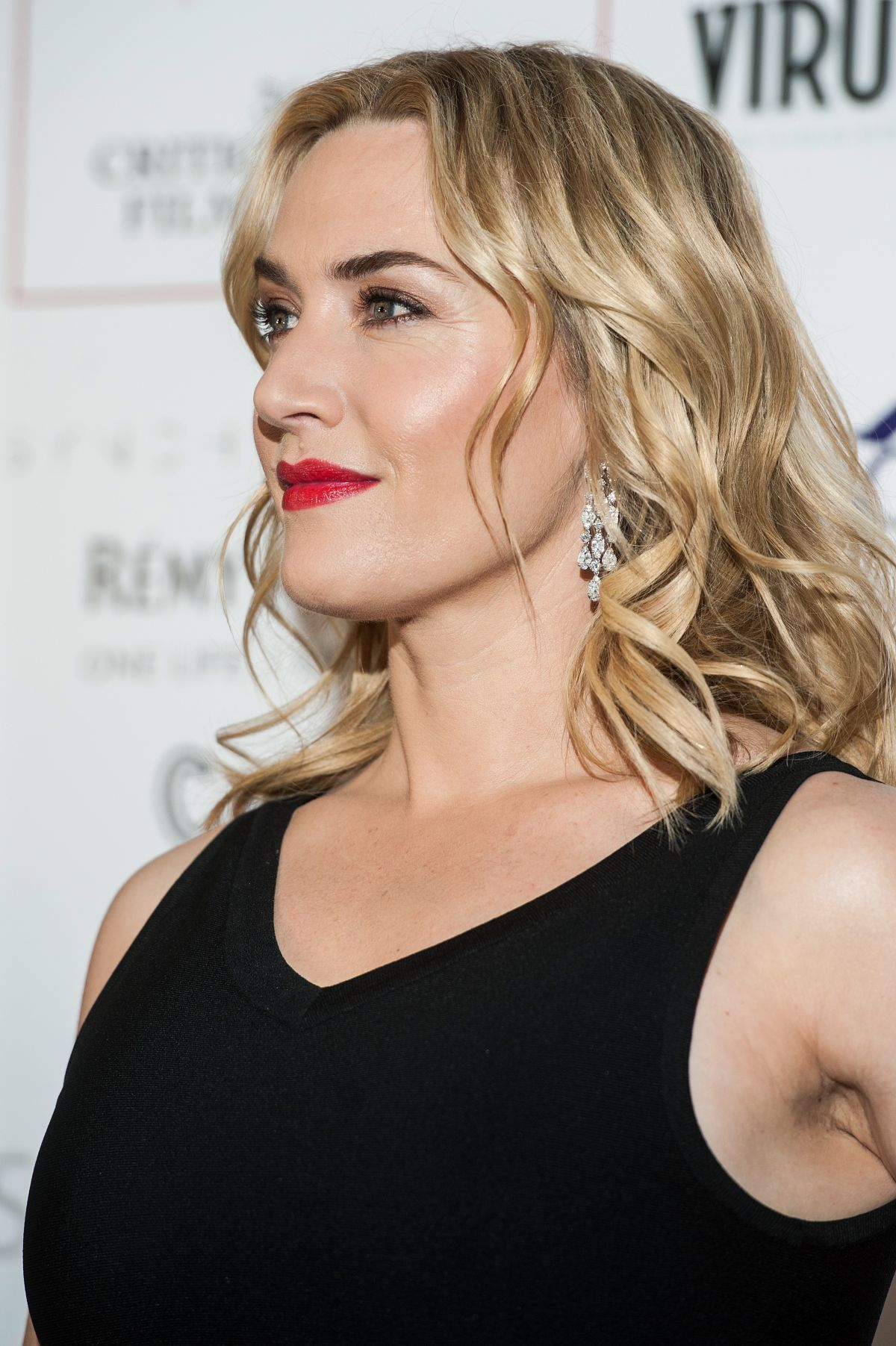 KATE WINSLET At London Critic U2019s Circle Film Awards 01 17