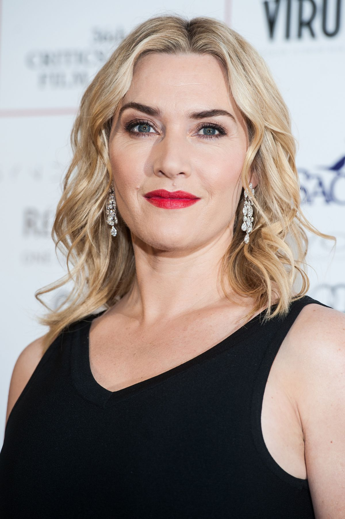 KATE WINSLET at London...