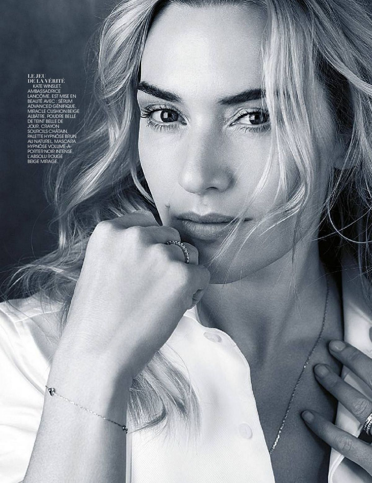 KATE WINSLET in Madame...