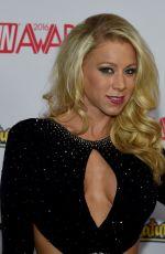KATIE MORGAN at AVN Adult Entertainment Expo in Las Vegas 01/20/0016