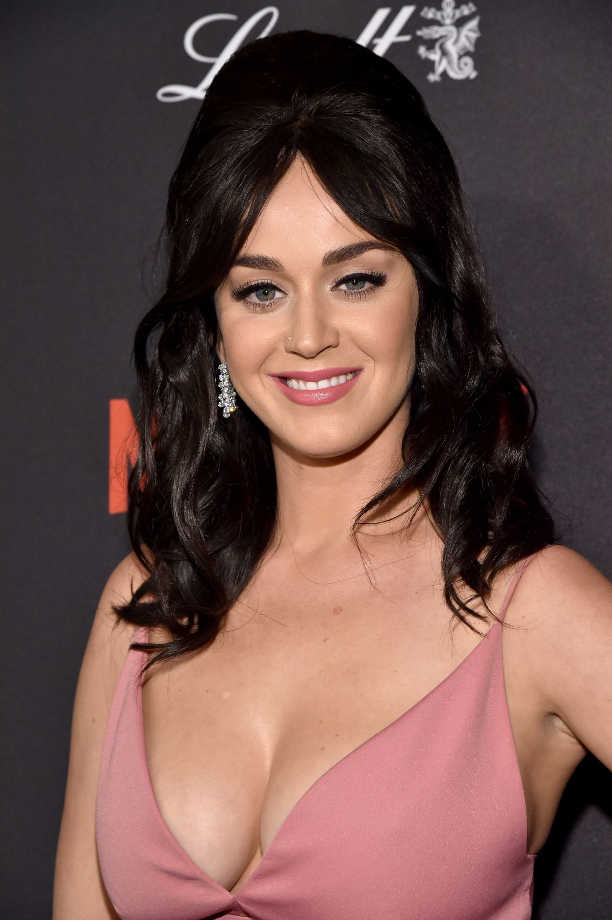 KATY PERRY at The Weinstein Company & Netflix Golden Globe ... Katy Perry