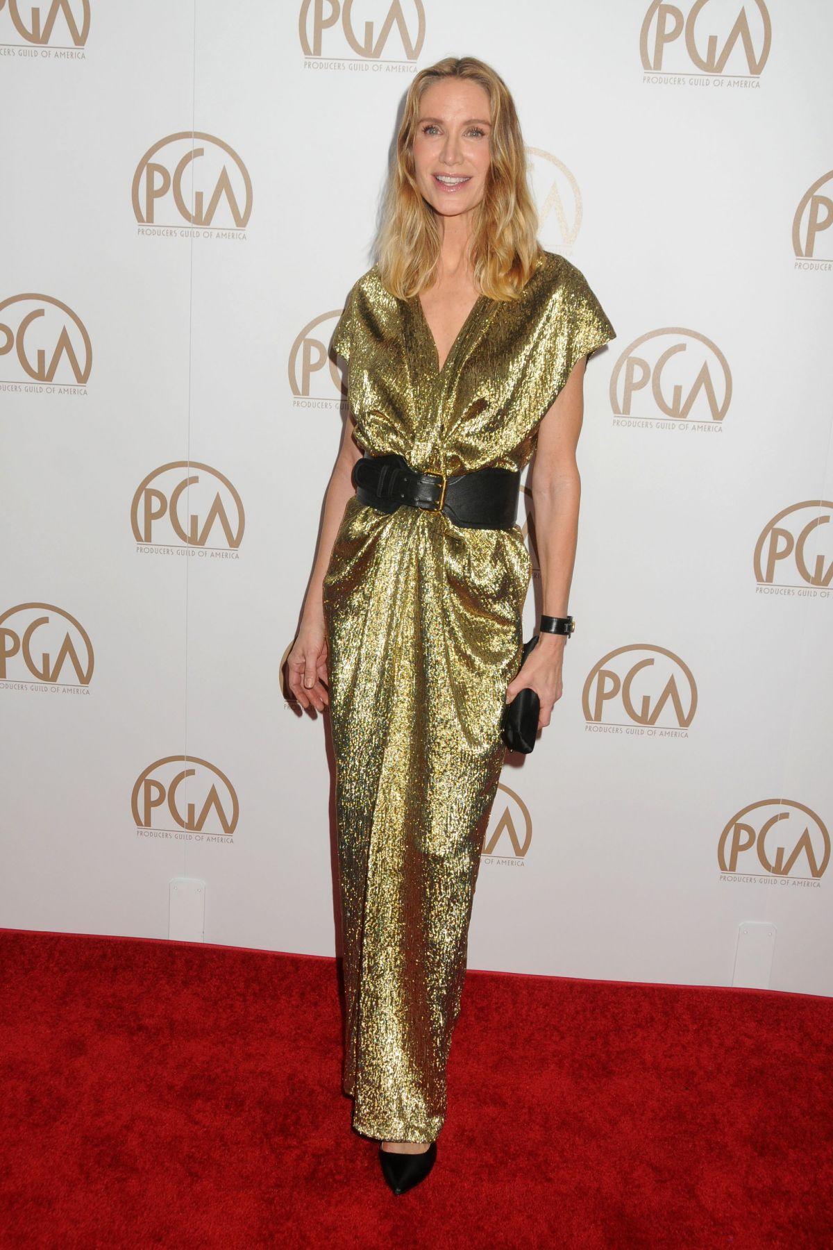 KELLY LYNCH at 27th Annual Producers Guild Awards in Los Angeles 01/23/2016