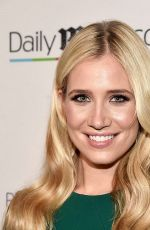 KRISTINE LEAHY at DailyMail's People's Choice Awards After-party in Los Angeles 01/01/2016