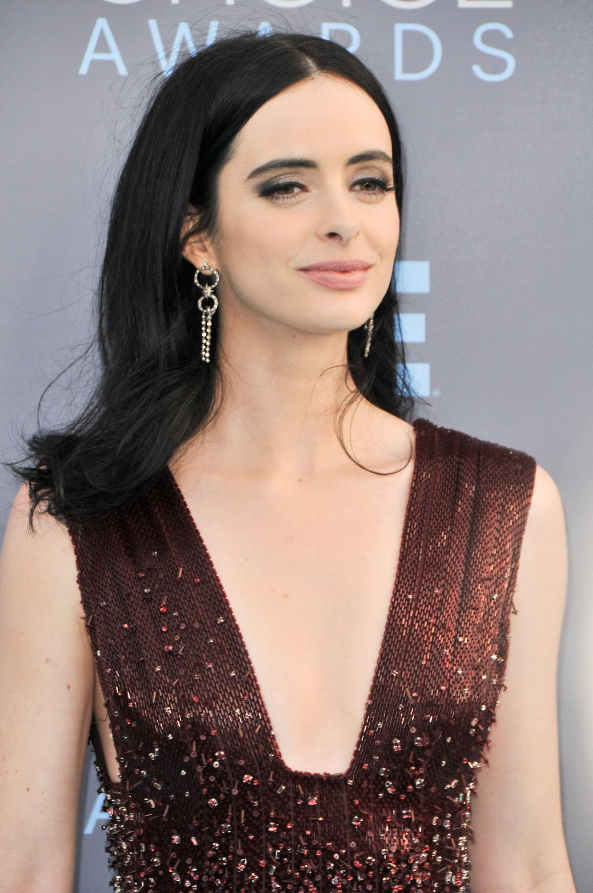 KRYSTEN RITTER at Crit...