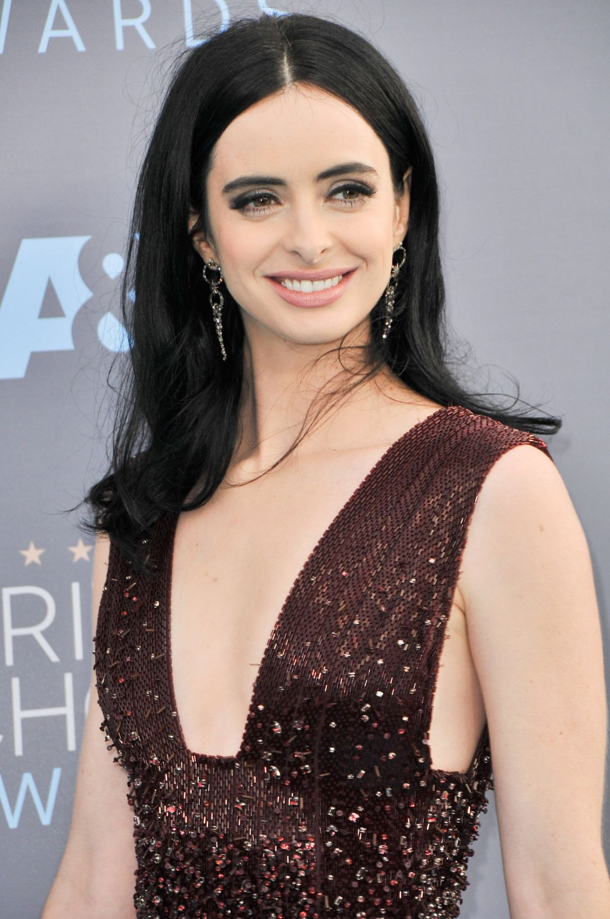 KRYSTEN RITTER at Critics's Choice Awards 2016 in Santa ...