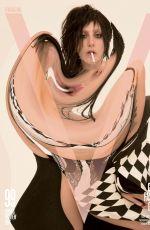 LADY GAGA in V Magazine, Issue #99